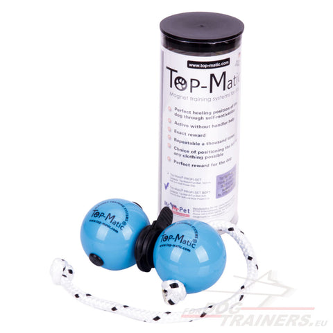 Top Matic Profi Set Balls, Blue