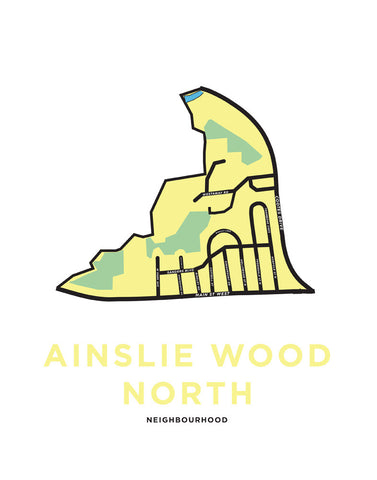 Ainslie Wood North - Preview