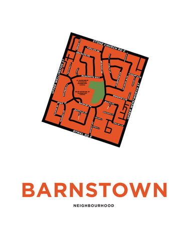 Barnstown - Low Resolution Preview