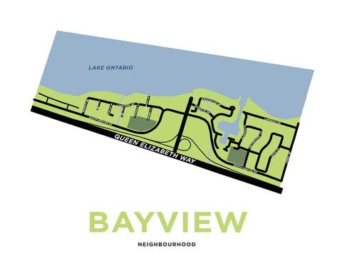 Bayview Neighbourhood Map