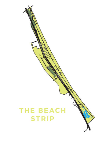 The Beach Strip - Preview