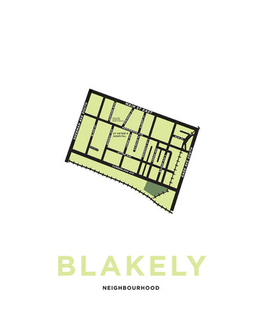 Blakeley Neighbourhood, Preview