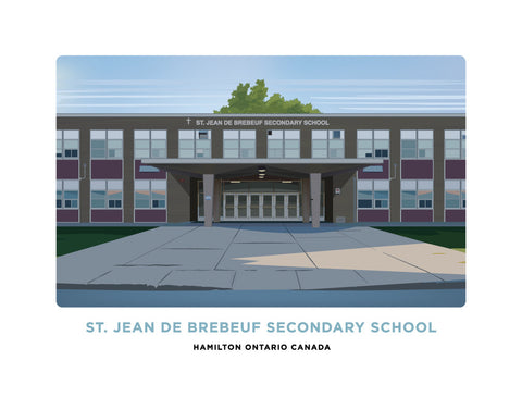 St. Jean de Brebeuf Catholic Secondary School