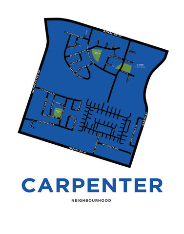 Carpenter Neighbourhood, Preview