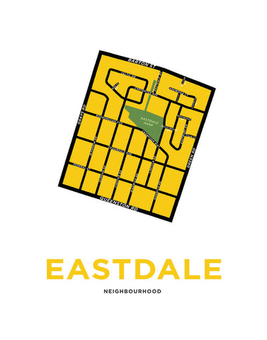 Eastdale Neighbourhood Map