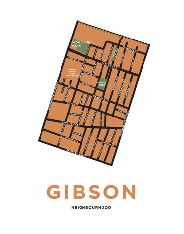 Gibson - Low-res view