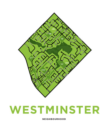 Westminster Neighbourhood Map