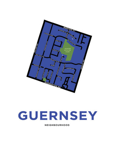 Guernsey Neighbourhood - Preview