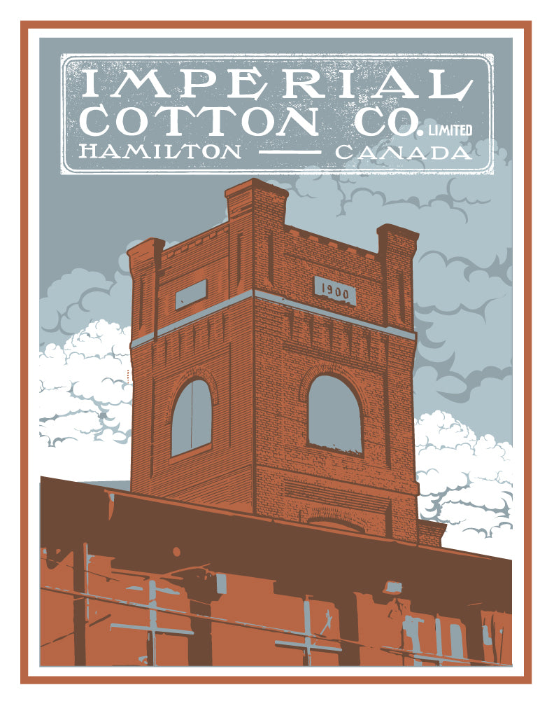 Imperial Cotton Co. Print
