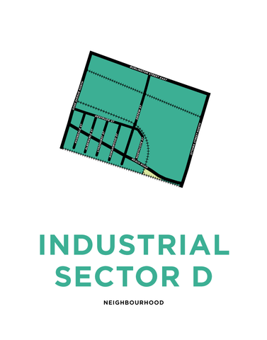 Industrial Sector D Neighbourhood Map