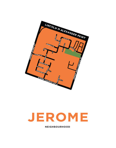 Jerome Neighbourhood - Preview