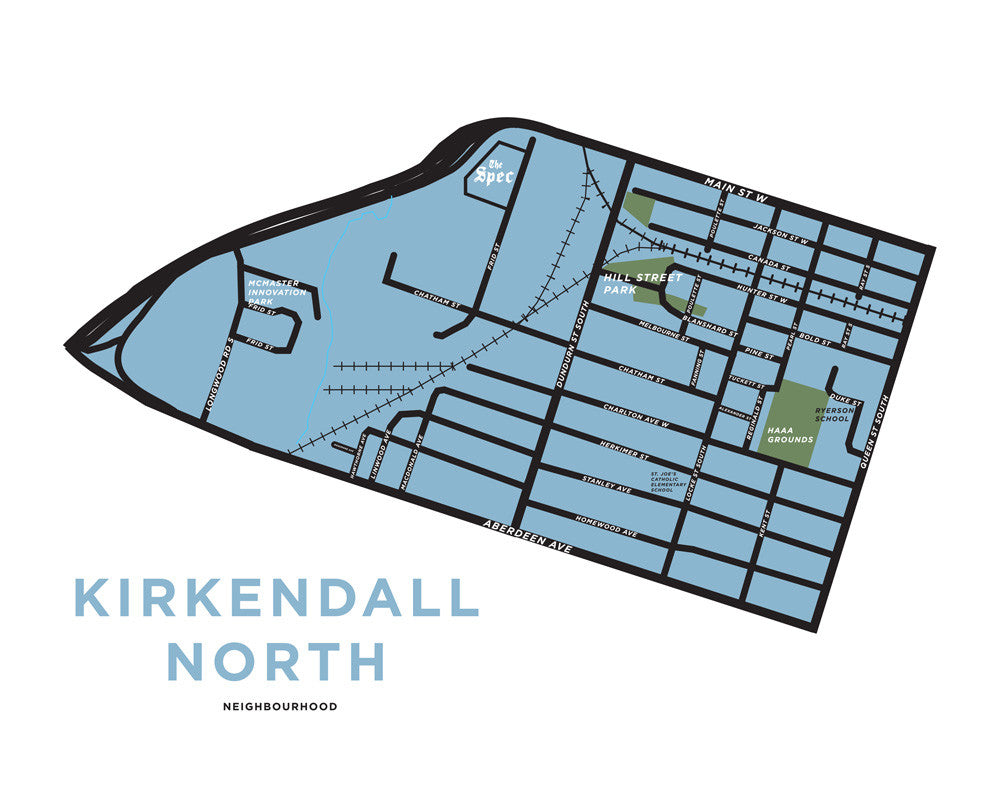 Kirkendall North - Preview