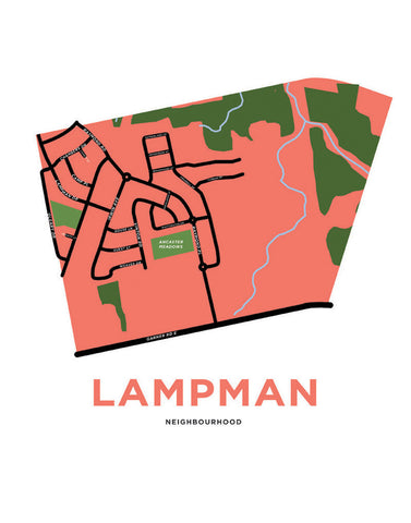 Lampman Neighbourhood - Preview