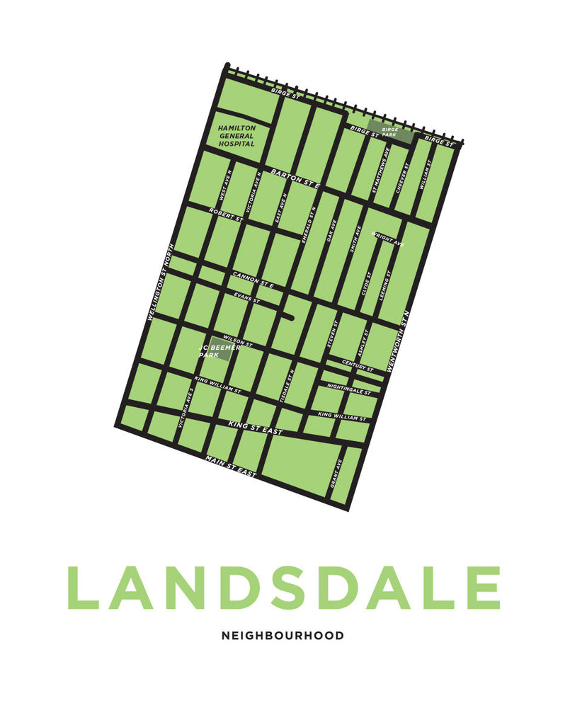 Landsdale Neighbourhood - Preview
