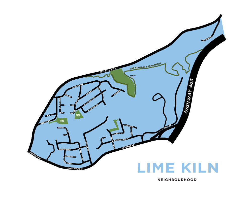 Lime Kiln Neighbourhood - Preview