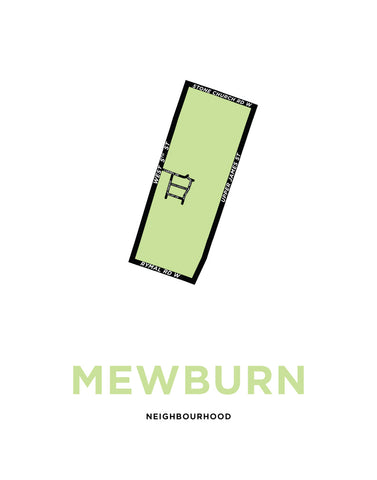 Mewburn Neighbourhood Map