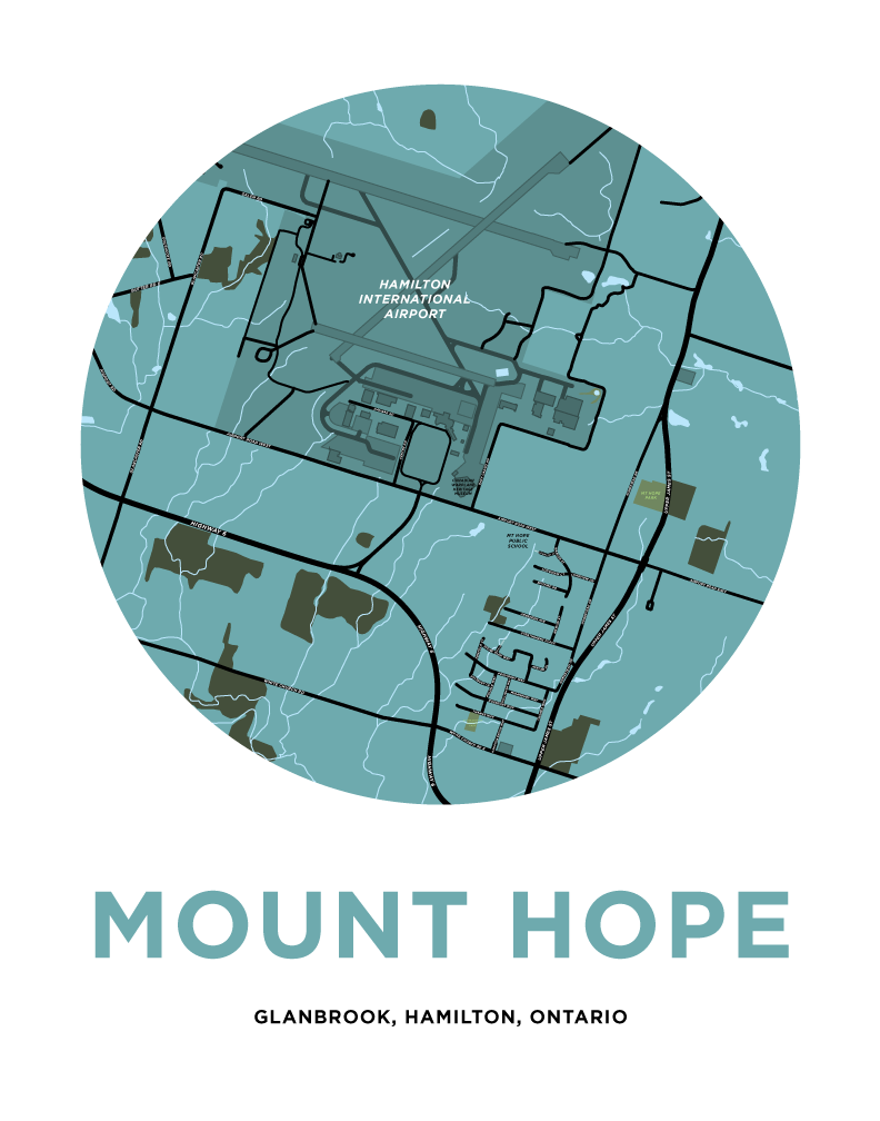 Mount Hope - Custom