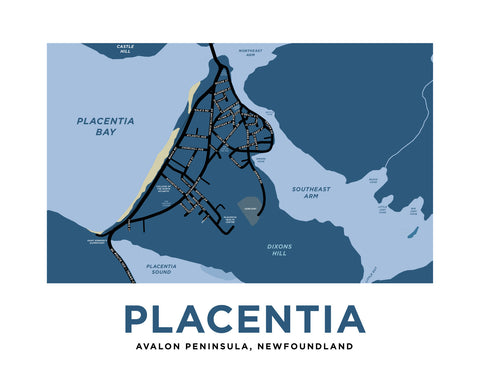 Custom Map: Placentia, NL