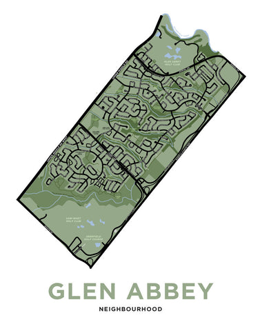 Glen Abbey Neighbourhood (Oakville)