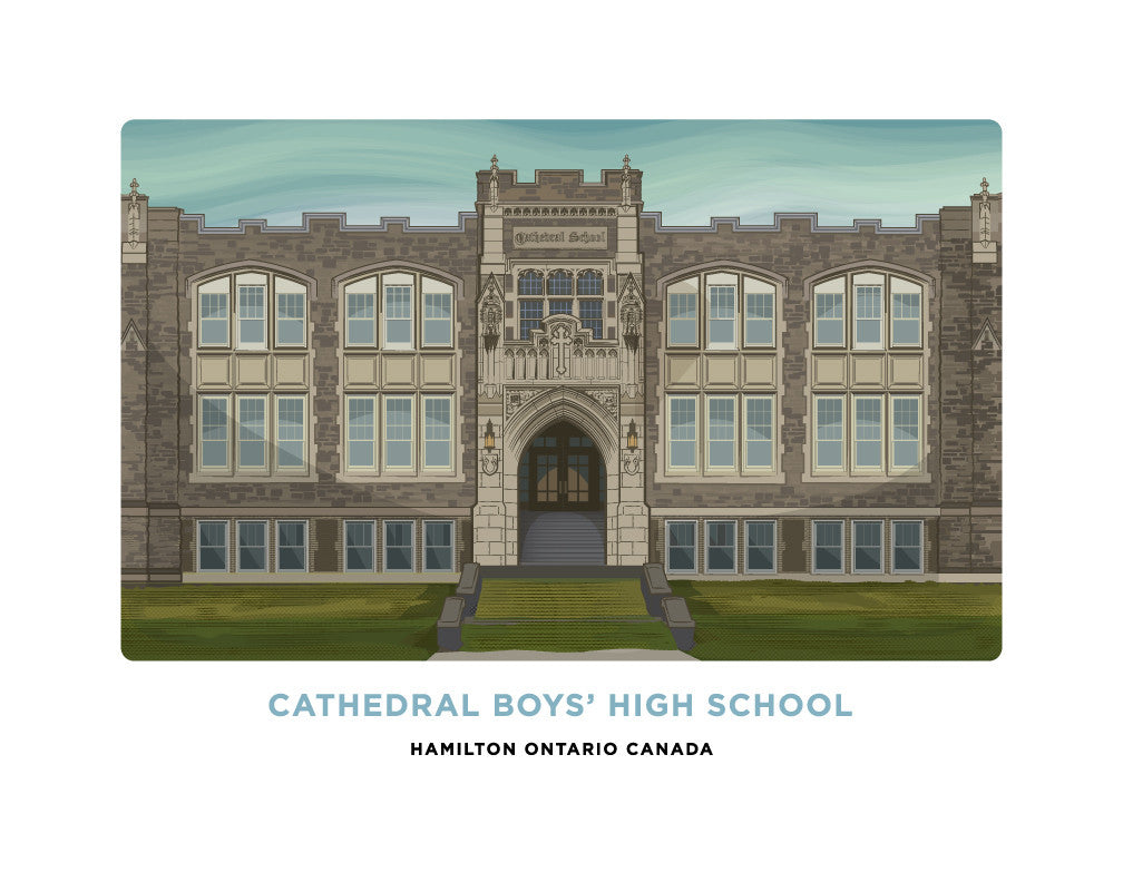 Old Cathedral Boys Catholic High School