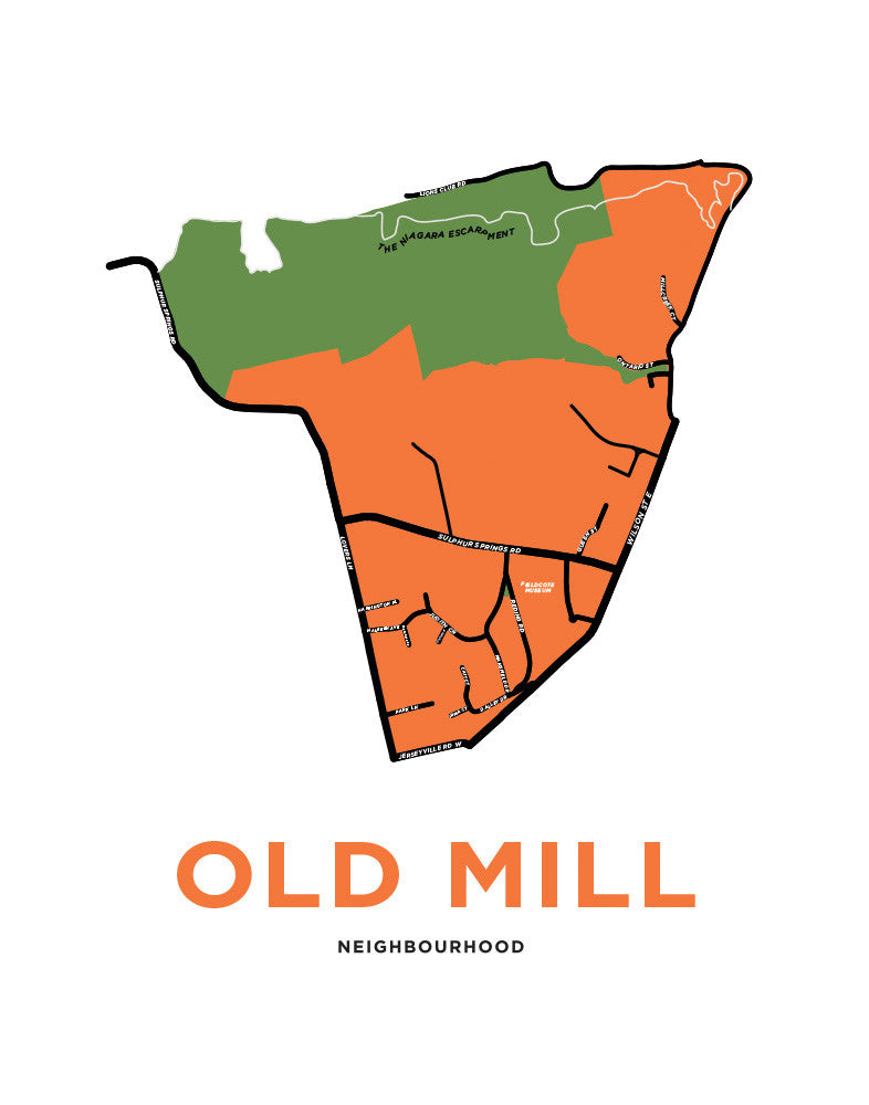 Old Mill Neighbourhood - Preview