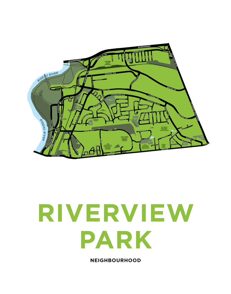 Riverview Park Neighbourhood Map