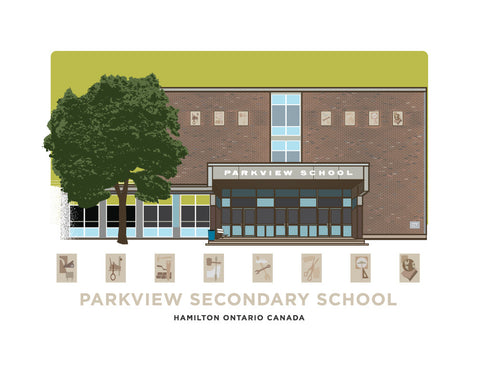 Parkview Secondary School Print