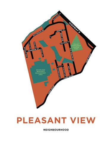 Pleasant View - Custom Map