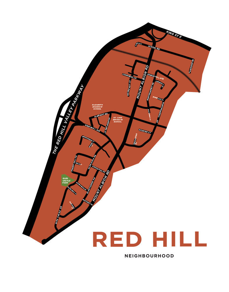 Red Hill Neighbourhood - Preview