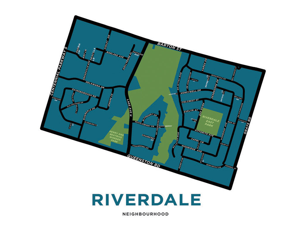 Riverdale Neighbourhood - Preview