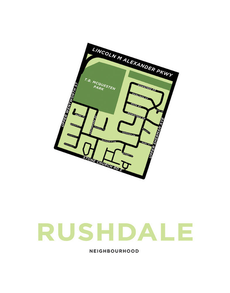 Rushdale Neighbourhood - Preview