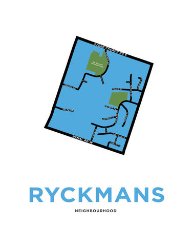 Ryckmans Neighbourhood - Preview