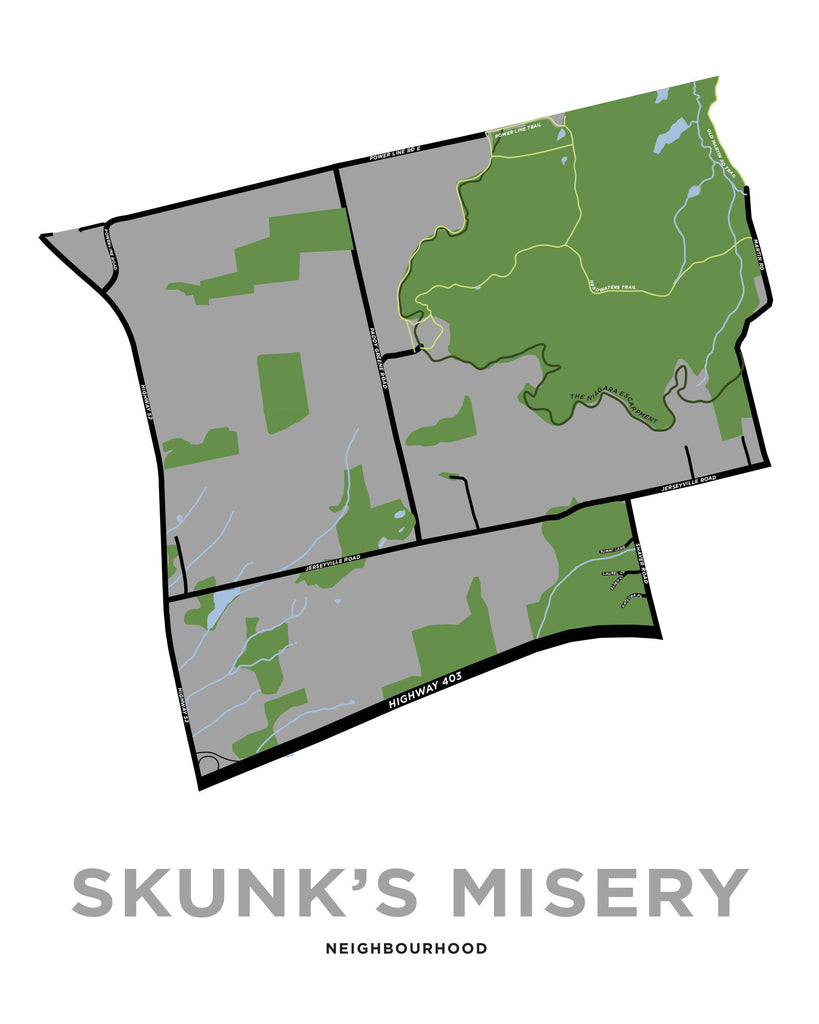 Skunk's Misery Neighbourhood - Preview