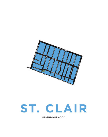Hamilton's St. Clair Neighbourhood - Preview