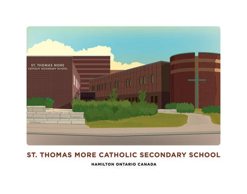 St. Thomas More Catholic Secondary School Print