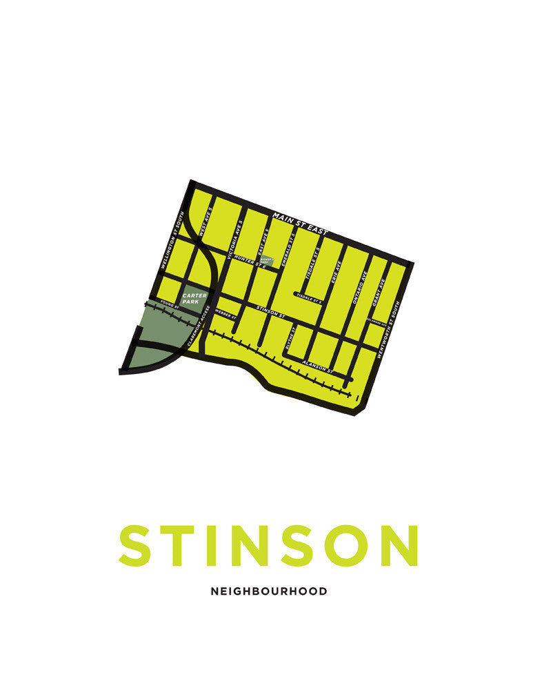 Stinson Neighbourhood - Preview