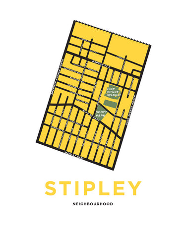 Stipley Neighbourhood - Ivor Wynne Stadium - Preview