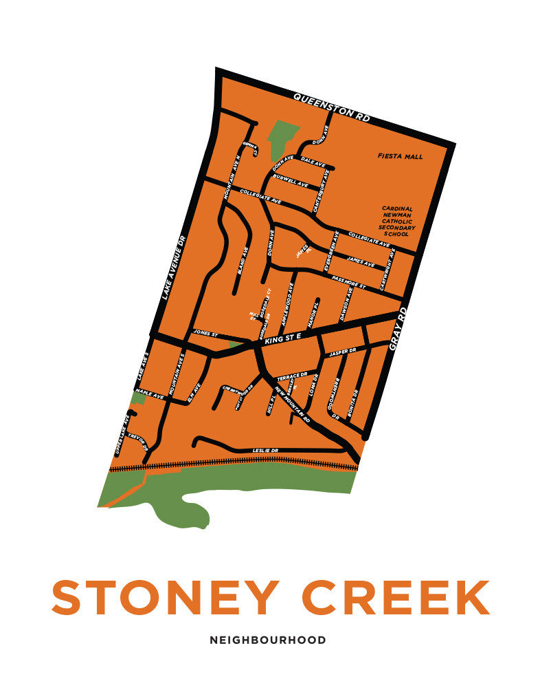 Stoney Creek Neighbourhood - Preview