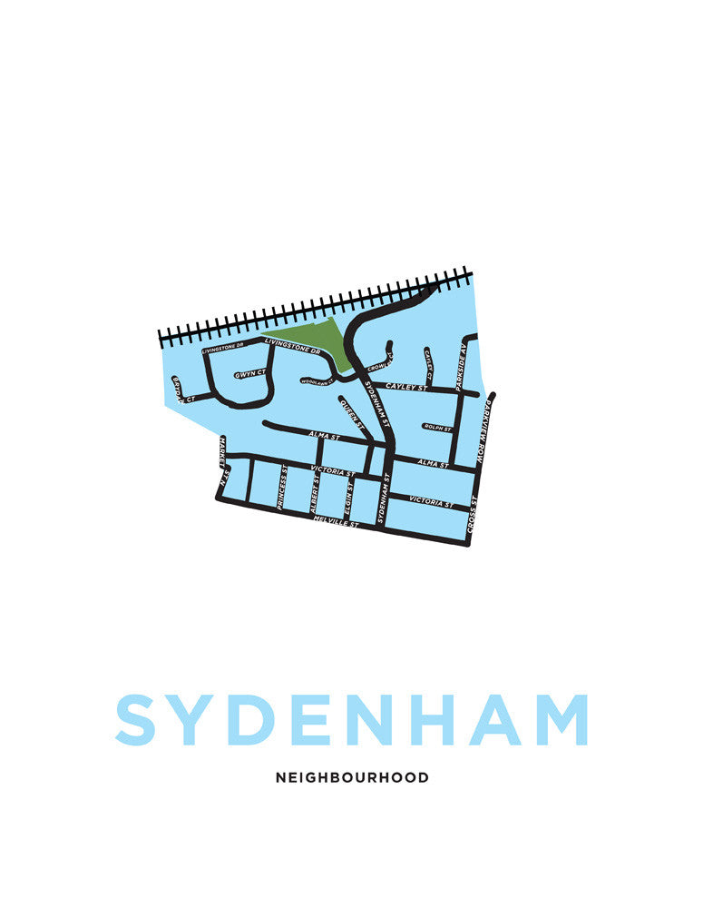 Sydenham Neighbourhood, Preview