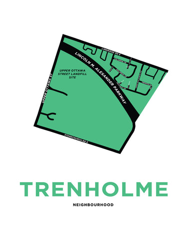 Trenholme Neighbourhood Map