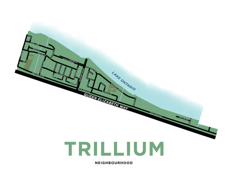 Trillium Neighbourhood Map