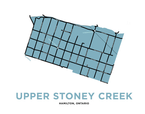 Upper Stoney Creek - Version 2