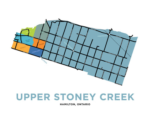 Upper Stoney Creek - Version 1