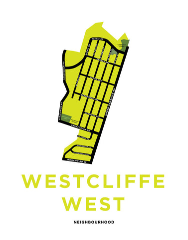 Westcliffe West Neighbourhood Map
