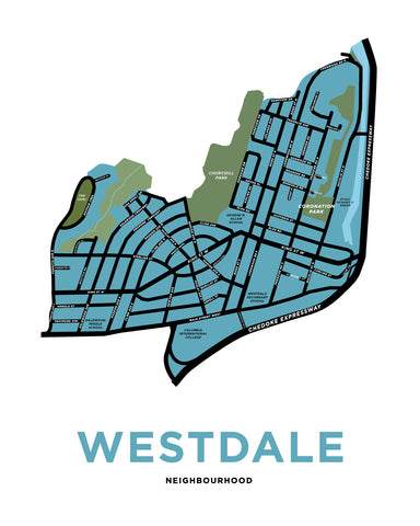 Westdale (North and South)