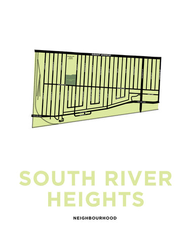 South River Heights Neighbourhood