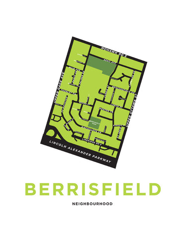 Berrisfield Neighbourhood, Preview