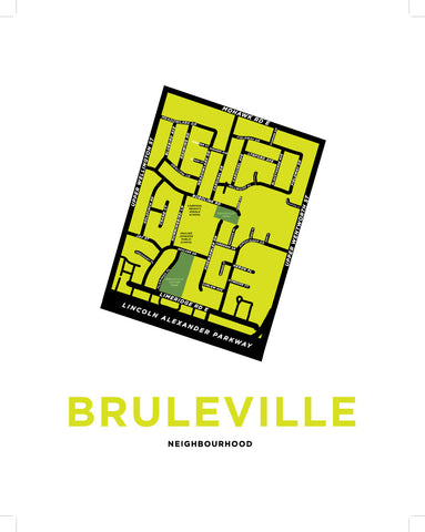 Bruleville Neighbourhood Map
