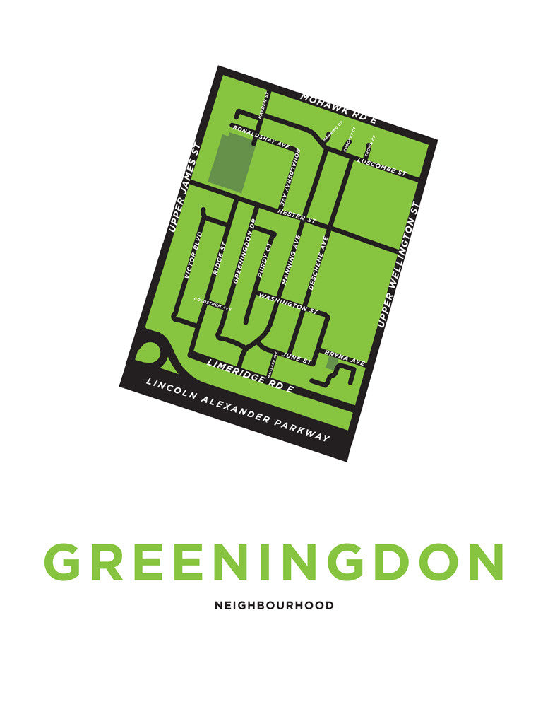 Greeningdon Neighbourhood - Preview