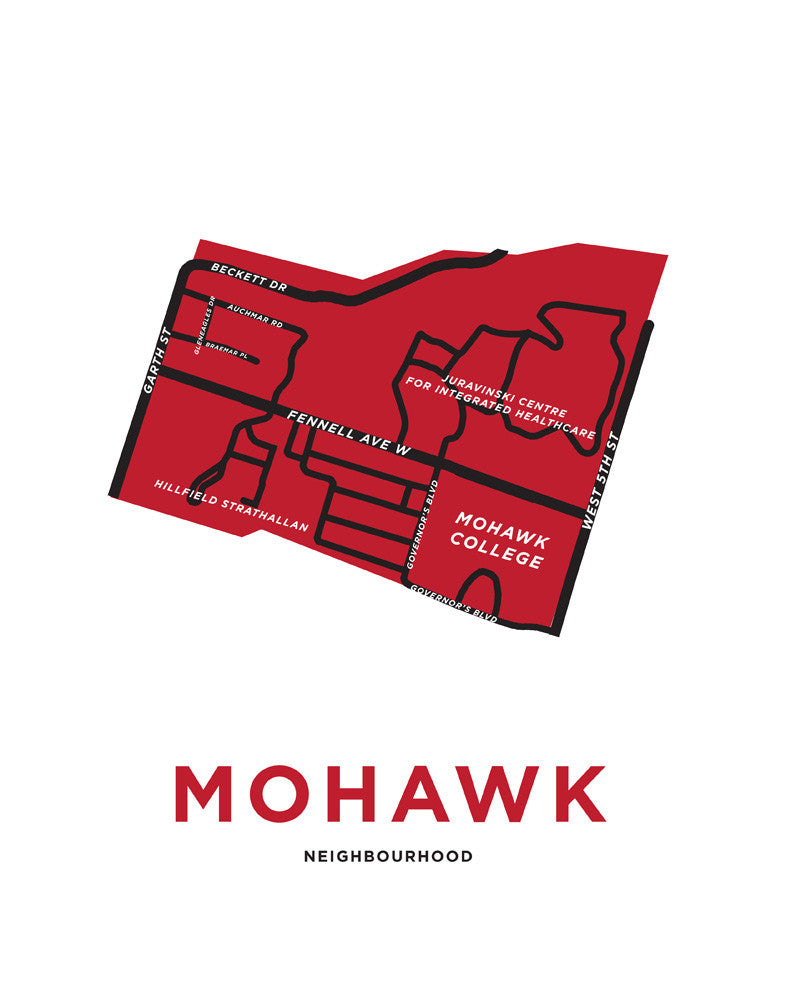 Mohawk Neighbourhood - Preview